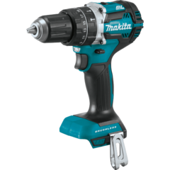 "Makita 18V LXT® Lithium-Ion Brushless Cordless 1/2"" Hammer Driver-Drill"