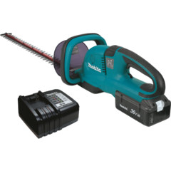 Makita 36V LXT® Lithium-Ion Cordless Hedge Trimmer Kit, with one battery