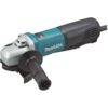 "Makita 4-1/2"" SJS™ Paddle Switch Angle Grinder, 10 AMP, 10,500 RPM, 5/8""-11, lock-off, no lock-on"