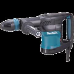 Makita 11 lb. Demolition Hammer, accepts SDS-MAX bits, var. spd., case
