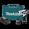 Makita 12V max Lithium-Ion Cordless Impact Driver Kit, var. spd., rev., L.E.D. Light, case