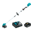Makita 18V LXT® Lithium-Ion Brushless Cordless String Trimmer Kit, with one battery (4.0Ah)