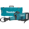"Makita 35 lb. Demolition Hammer, 1-1/8"" Hex, case"