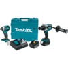 Makita 18V LXT® Lithium-Ion Brushless Cordless 2 Pc. Combo Kit (5.0Ah)