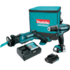 Makita 12V max CXT™ Lithium-Ion Cordless 2 Pc. Combo Kit (2.0Ah)